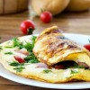 Omelette aux Fines Herbes. This easy omelette recipe is inspired by The Hundred-Foot Journey movie.