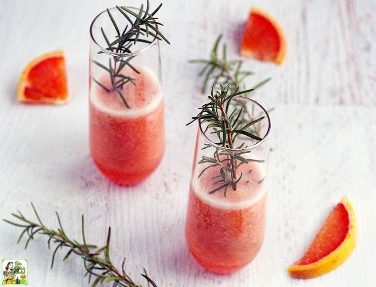 Pink Greyhound Cocktail