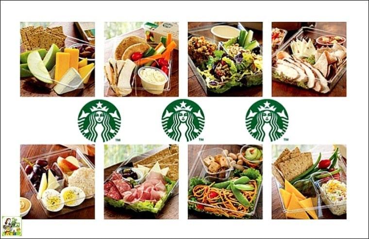 Starbucks Bistro Boxes
