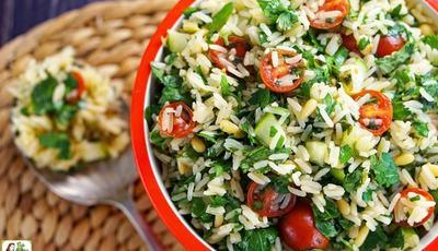 Gluten Free Tabbouleh Recipe