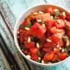 Asian Watermelon Salad recipe