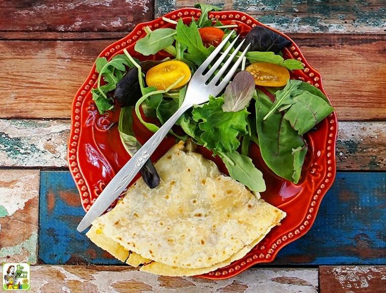 Easy Barbecue Chicken Quesadillas Recipe