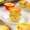 Wake up with these Hash Brown Sausage Muffins
