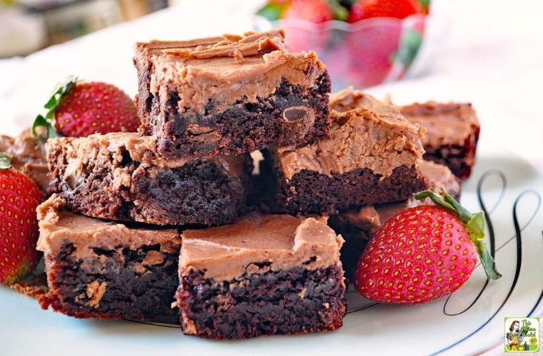 The Ultimate Double Chocolate Brownies Recipe