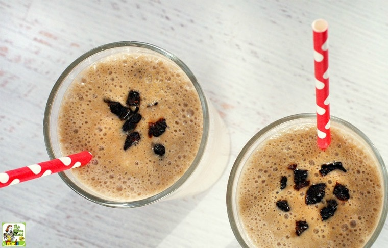 Jump start your day with a Healthy Banana Smoothie
