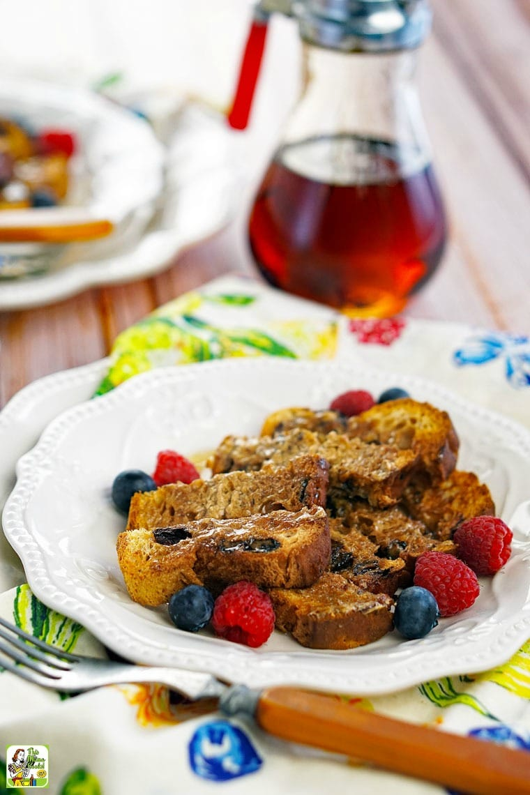 Quick & Easy French Toast recipe
