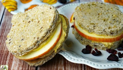 How to make Cream Cheese Pumpkin Dip Sandwiches
