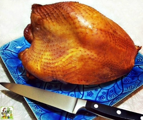 Turkey Breast Brining and Smoking Recipe