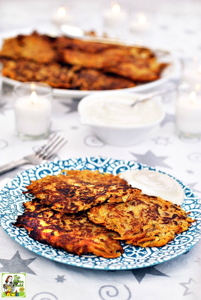 Sweet Potato Pancakes are the dish for you if you love eating breakfast for dinner.