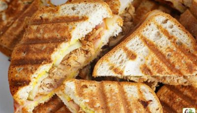 Easy Cuban Panini