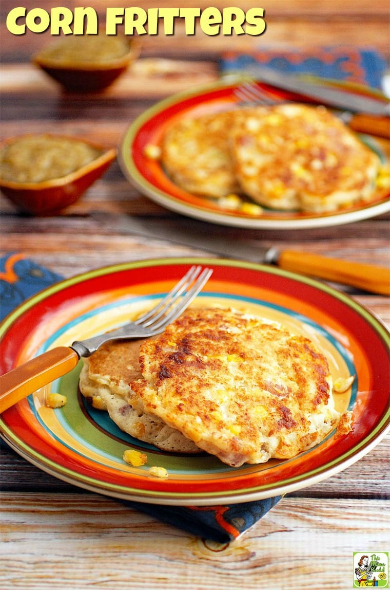 Try this Corn Fritters recipe as a different sort of pancake for Shrove (Pancake) Tuesday, or for breakfast or brinner. #pancaketuesday #recipes #recipeoftheday #healthyrecipes #easyrecipe #easyrecipe #breakfast #brunch #fritters #cornfritters #pancakes #pancakerecipes #pancakesfromscratch #pancakeday