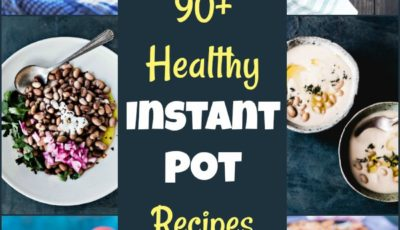 A list of 90+ Healthy Instant Pot Recipes including Instant Pot chicken recipes and Instant Pot beef recipes. Don't eat meat? There are vegan Instant Pot recipes and vegetarian Instant Pot recipes, too! Everything from Instant Pot breakfast recipes to Instant Pot desserts and more! #recipe #easy #recipeoftheday #healthyrecipes #glutenfree #easyrecipes #vegan #veganfood #veganrecipes #vegetarian #keto #paleo #lowcarb #instantpot #instantpotrecipes #instantpotsoup #instantpotsouprecipes #instantpotchicken #instantpotchickensoup #instantpotrecipes #instantpotrecipeseasy