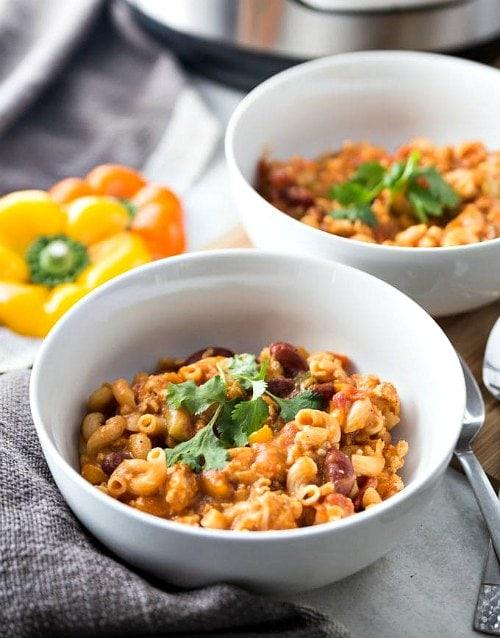 Healthy Instant Pot Recipes - Instant Pot Pasta Recipes