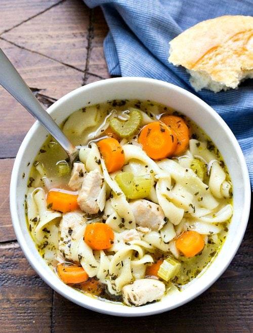Healthy Instant Pot Recipes - Instant Pot Soup Recipes