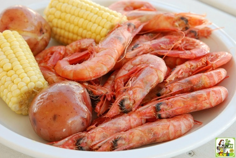 How to throw a Cajun Seafood Boil Party
