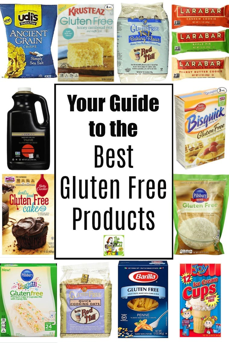 If you\'re gluten free, check out the Best Gluten Free Products List for the best gluten free baking mix, gluten free all purpose flour, gluten free snacks, gluten free dog food, and more!  I created the Best Gluten Free Products List as a resource for my readers. I truly feel that these are the best gluten free products on the market today. #glutenfree #allergyfree #glutenfreeresources #glutenfreeshopping #glutenfreeproducts #glutenfreecooking #bestglutenfree #baking #glutenfreebaking