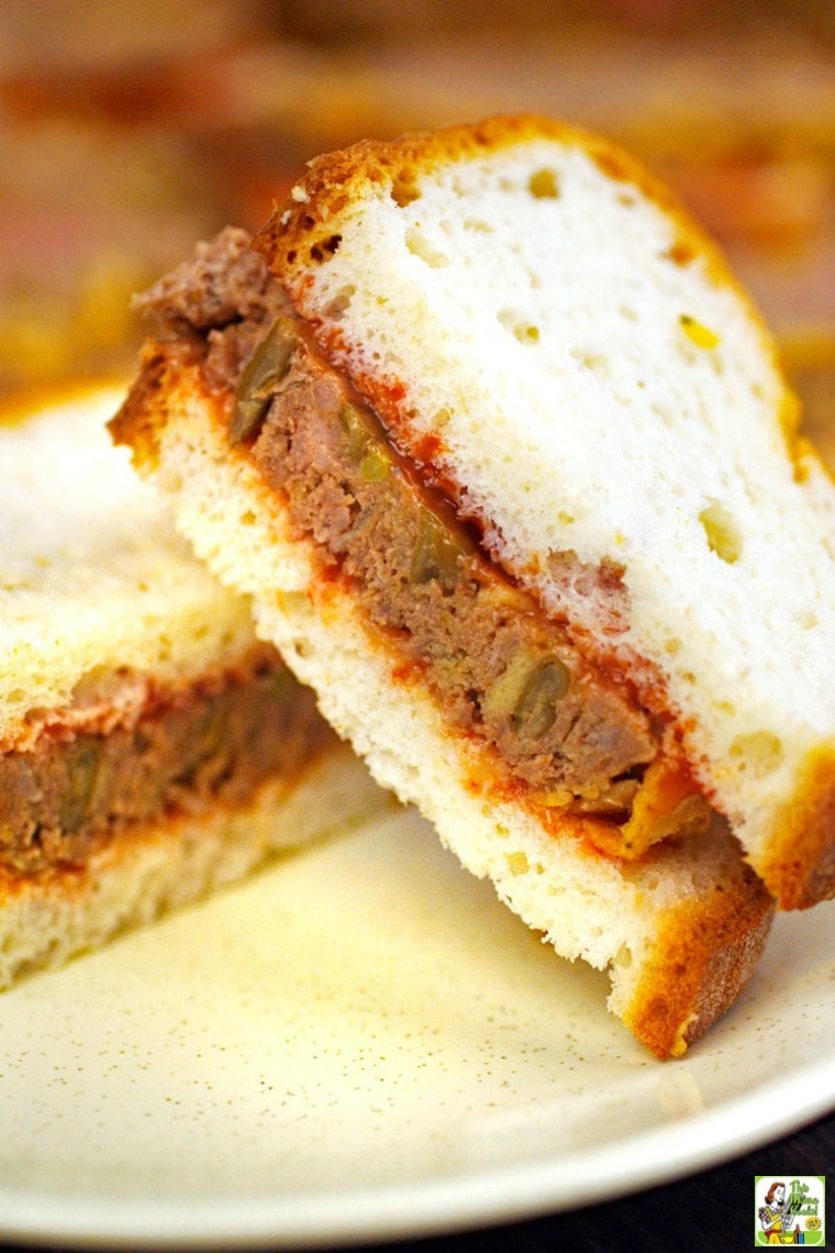 Check out these meatloaf sandwich ideas for leftover meatloaf