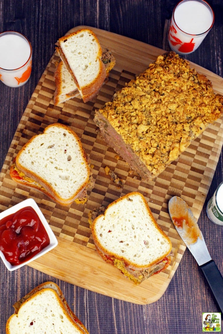 Learn how to make a meatloaf sandwich that doesn't get soggy