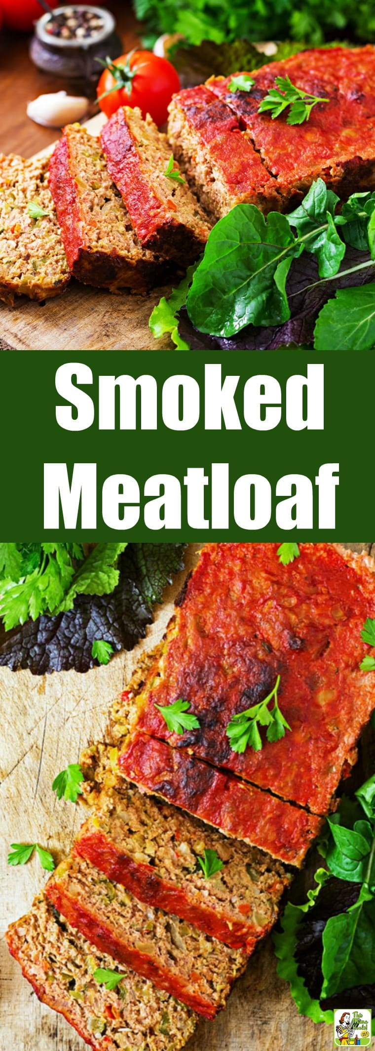 Add Smoked Meatloaf to your smoking and grilling repertoire. Super easy to make, delicious, and gluten free. #grill #grilling #grillrecipes #grillingrecipes #meatloaf #recipes #easy #recipeoftheday #glutenfree #easyrecipe #easyrecipes #glutenfreerecipes #dinner #easydinner #dinnerrecipes #dinnerideas