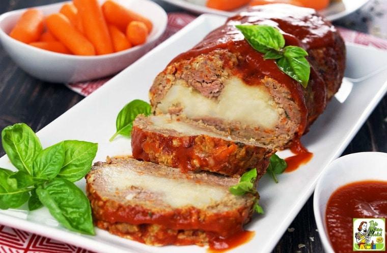 A stuffed meatloaf recipe everyone will love.