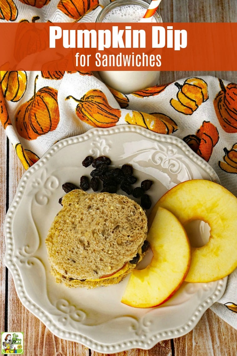 Use this easy pumpkin dip as a spread for pumpkin-shaped sandwiches at your Halloween or Thanksgiving parties or afterschool snacks. Serve this low-fat cream cheese pumpkin dip with apple slices, graham crackers & cookies. #recipes #easy #recipeoftheday #glutenfree #easyrecipe #easyrecipes #glutenfreerecipes #snacks #lowcaloriesnacks #Halloween #Thanksgiving #pumpkin #partyfood #appetizers #appetizerseasy #pumpkinrecipe #pumpkin #pumpkinspice #kidfriendly