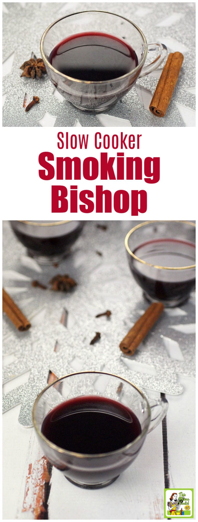 Slow Cooker Smoking Bishop