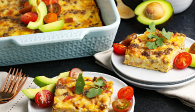 Overnight Breakfast Casserole Recipe