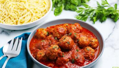 Instant Pot Meatballs Recipe