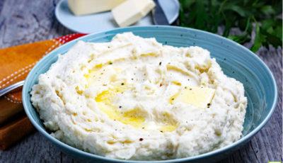 Crockpot Mashed Potatoes Recipe