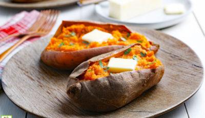 Instant Pot Sweet Potatoes.Recipe