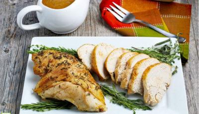 Instant Pot Turkey Breast Recipe.