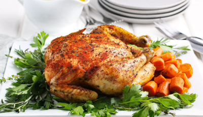 Crockpot Whole Chicken Recipe.