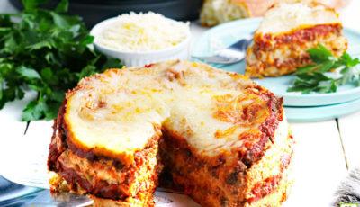 Instant Pot Lasagna Recipe.