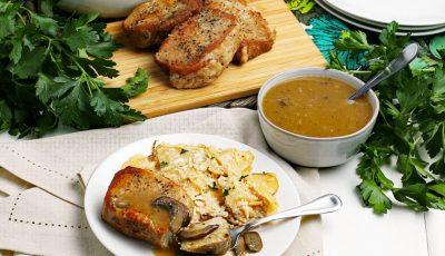 Instant Pot Pork Chops Recipe