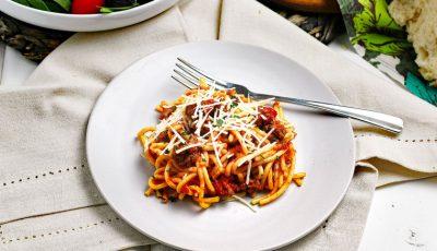 Instant Pot Spaghetti Recipe.